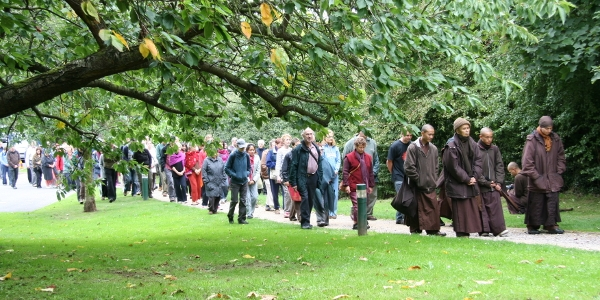 Mindful Peace Walk, 11 October 2020