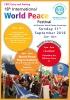 The 18th International World Peace Festival, 11 September 2016